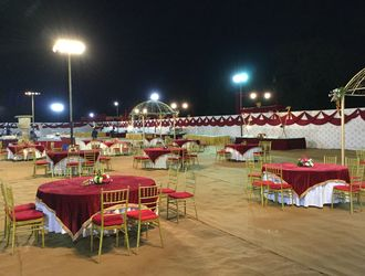 Darbar Hall Lawns